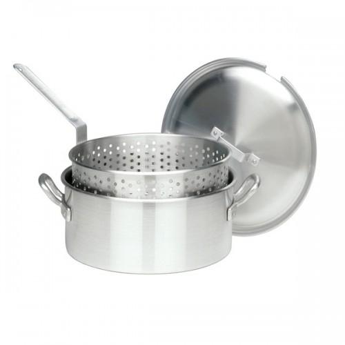 14-quart Aluminum Deep Fryer