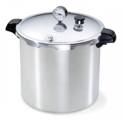 23-quart Aluminum Pressure Canner