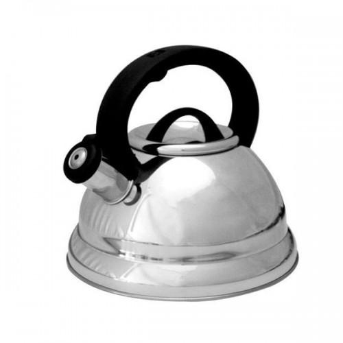 Alexa Stainless Steel 3-quart Whistling Tea Kettle