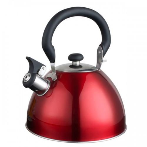 Alpine Cuisine 2.6-quart Red Tea Kettle