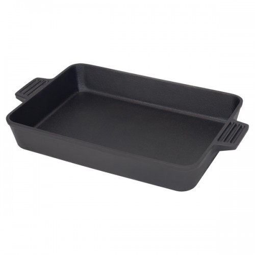 Bayou Classic 13x9 Cast Iron Baking Pan