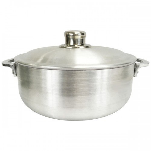 24.8-quart Heavy Gauge Caldero with Aluminum Lid